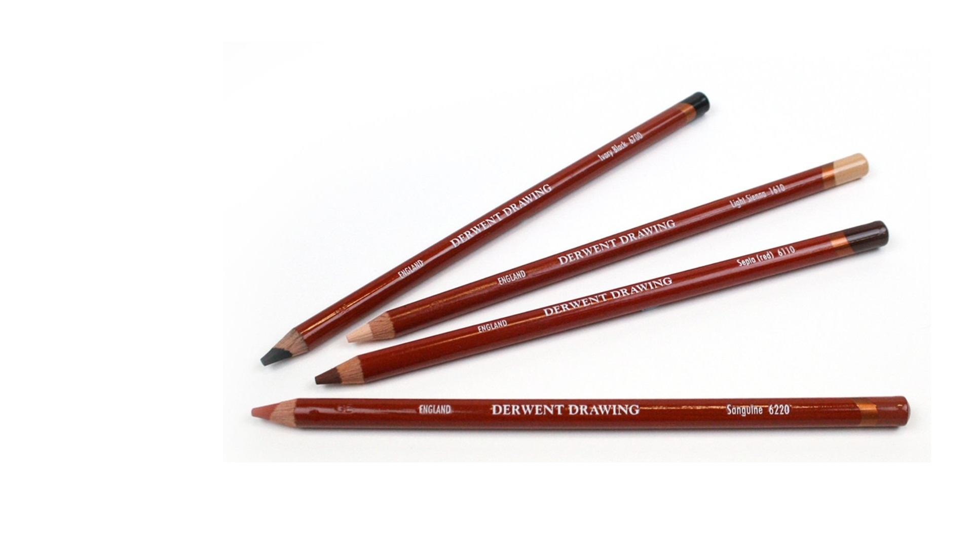 ProArtists - Derwent Drawing